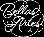Lettering Barrio Bellas Artes