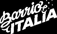Lettering Barrio Italia