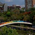 100 en un día el carnaval que celebra el espacio público