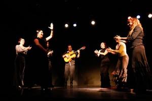 """""""Lo que no dije"""" función de lo mejor del flamenco nacional"""