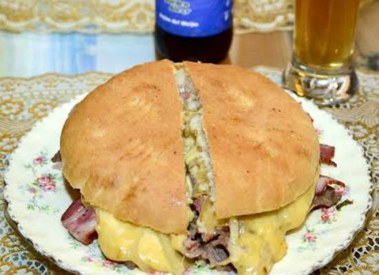 sándwich montañés Antiguo Sueño