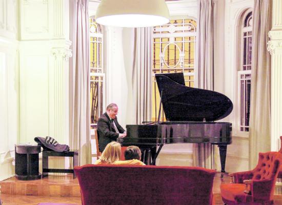 Astoreca Valparaiso piano