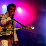 Revivir un concierto de Elvis Presley