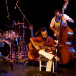 Jazz en el Anfiteatro Bellas Artes