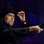 Joaquín Sabina llega a Chile para dar dos conciertos