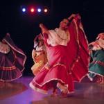 Bailes tradicionales con el Bafona