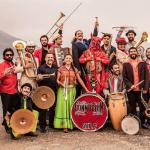Banda Conmocion homenajea al carnaval de La Tirana