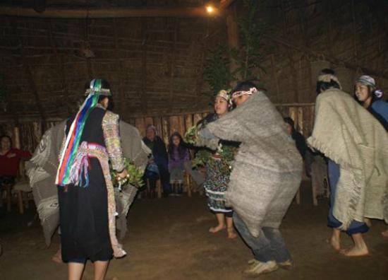 danza mapuche