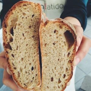 Para hacer tu pan ciabatta en casa