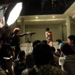 El mundo de la fotografia en Estacion Mapocho