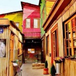 Bazar de emprendedores en Barrio Italia