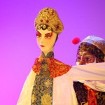 Teatro la huella celebra en el norte chileno