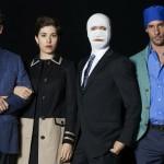 MENU DEL DIA: El feo en Teatro Mori