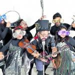 Un concierto para niños rockeros