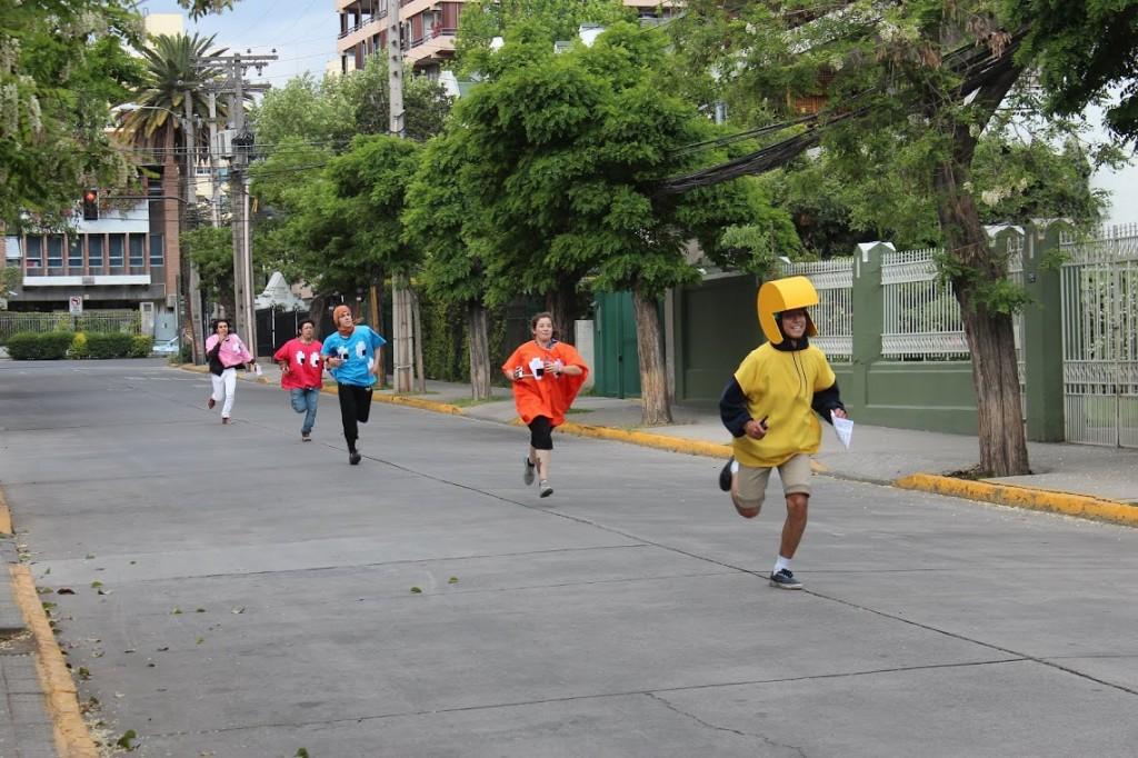 PacManSantiago-CristobalCordova3 100EN1DÍA
