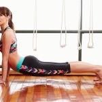 Yoga al aire libre con la actriz Maria Jose Prieto