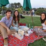 Un picnic after office en el Parque Bicentenario
