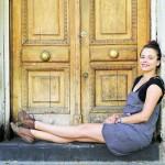 ¿Como se entretiene Maria Gracia  Omegna?
