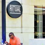 El nuevo cafe del hotel Ritz-Carlton