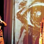 Hoy en Teatro San Gines: La secreta obscenidad de cada dia