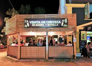 Un bar al mas puro estilo mexicano