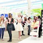 Vitrinear en Feria Mujer