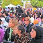Cine al aire libre en Santo Domingo