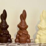 Cuatro opciones dulces para esperar al conejo de Pascua