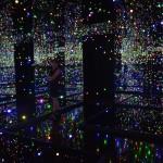 Los 5 imperdibles de la exposicion de Yayoi Kusama (Últimos días)