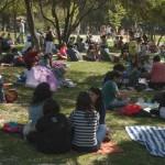 La fiesta del picnic que este finde se toma el Parque Araucano