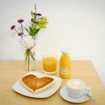 Un desayuno como en casa y 100% natural
