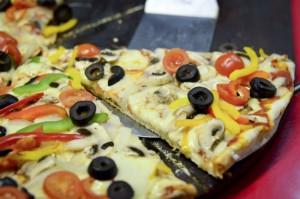 Pizzas al estilo Nueva York