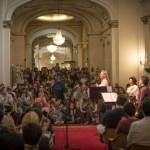 Un concierto a la hora del aperitivo en el Municipal