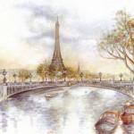 Providencia celebra el Día Nacional de Francia