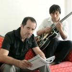 Conversando entre libros con Claudio Narea y Miguel Tapia