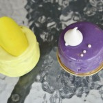 Chocolates y pasteles franceses