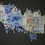 Una exhibición para ver el dinero convertido en arte