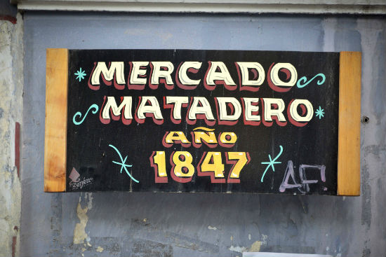 Sector Matadero