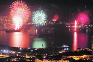 3 opciones para celebrar el Año Nuevo en Valpo