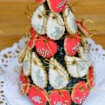Un árbol de galletas para Navidad