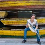 Detrás de La Pesca, con Lukas Mekis