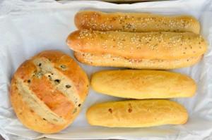 ¿Cómo son los panes chipriotas?
