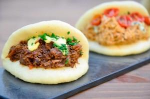Onda y panes al vapor, la especialidad de Bao Bar