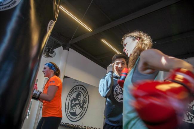 Club de box Contender