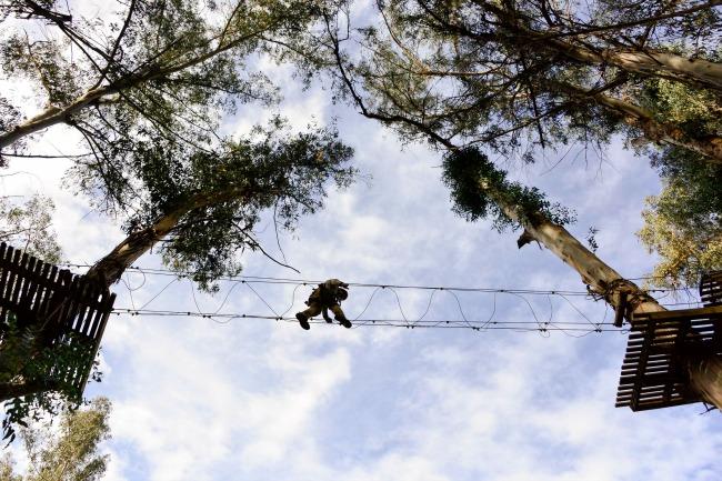 Canopy Montañas de Olmué-4