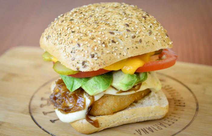 Lunes sin carne: Las mejores hamburguesas vegetarianas de Santiago