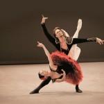 Estrellas del ballet en Las Condes