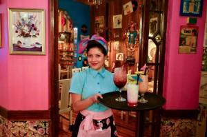 Very Kitsch, el nuevo restaurante para los adictos a la estética pop