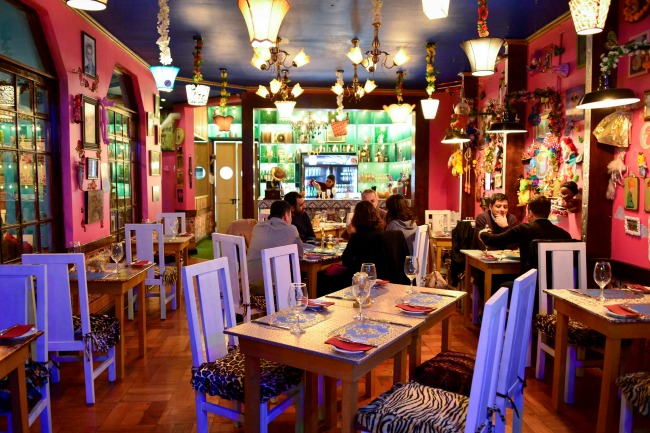 Restaurante Very Kitsch-5