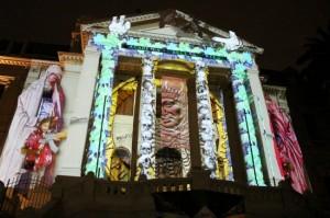 [GRATIS] El festival de luces que llega a iluminar Santiago
